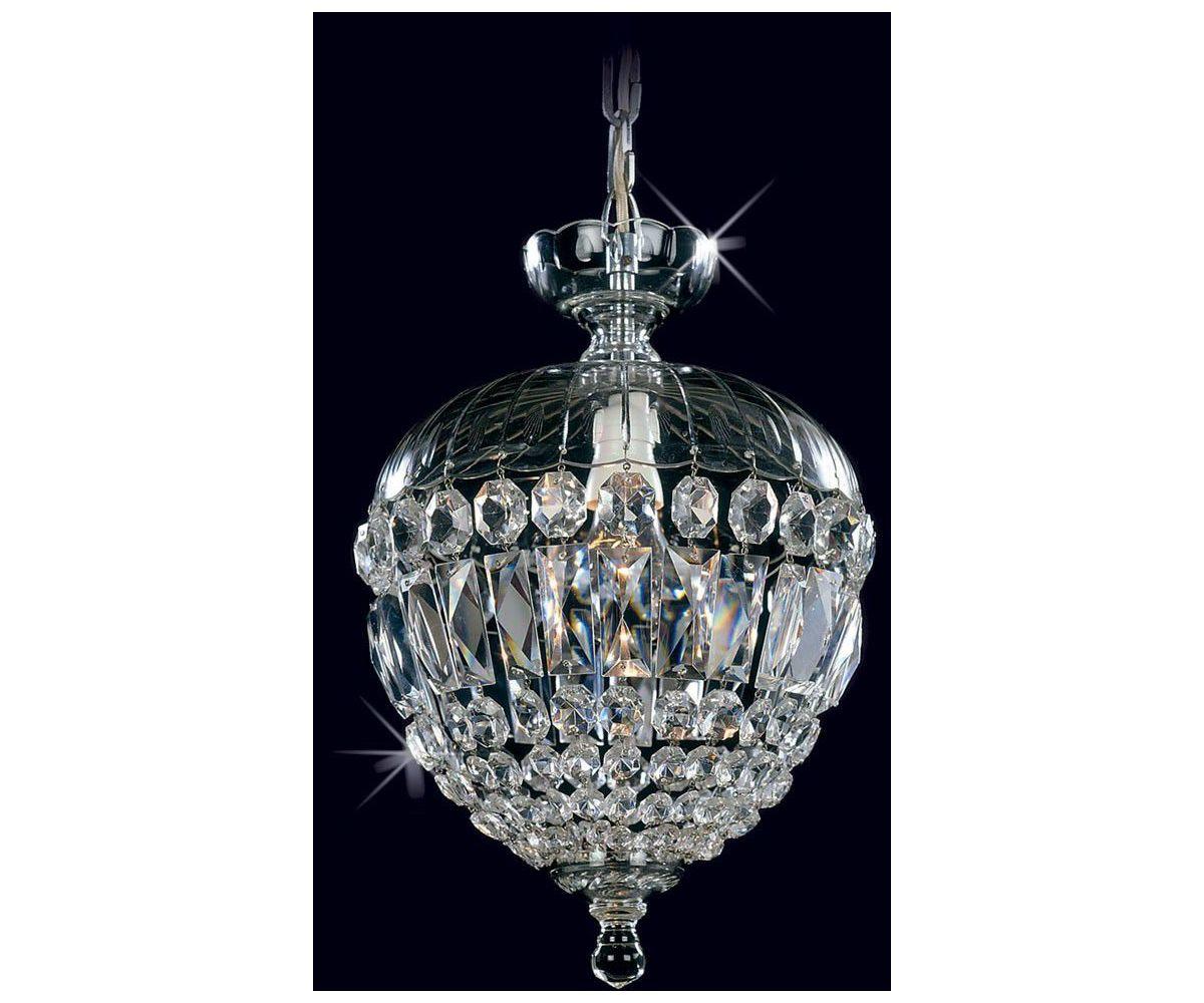 Krystallamper